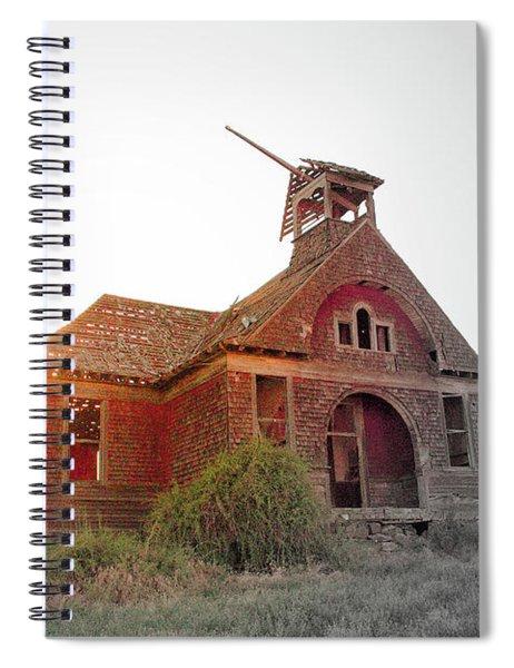 Forgoten Spiral Notebook