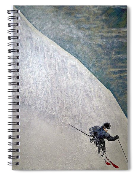 Form Spiral Notebook