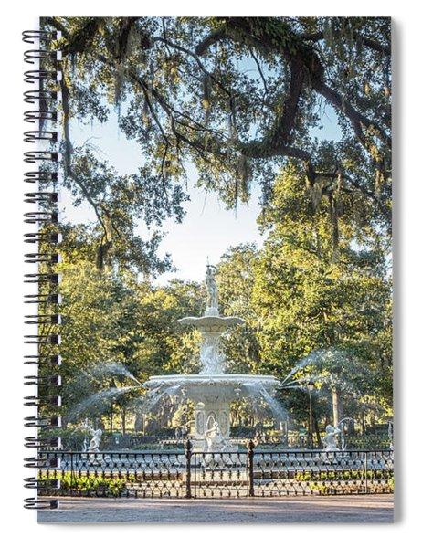 Forsyth Park #2 Spiral Notebook