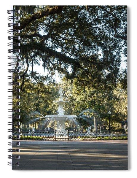 Forsyth Park Spiral Notebook
