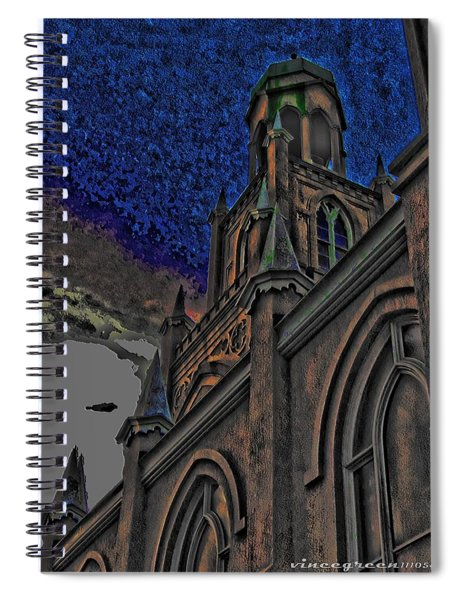 Fortified Spiral Notebook