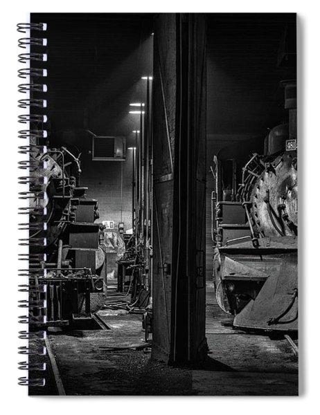 Four-eighties Spiral Notebook