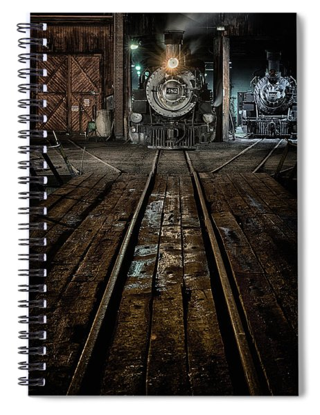Four-eighty-two Spiral Notebook