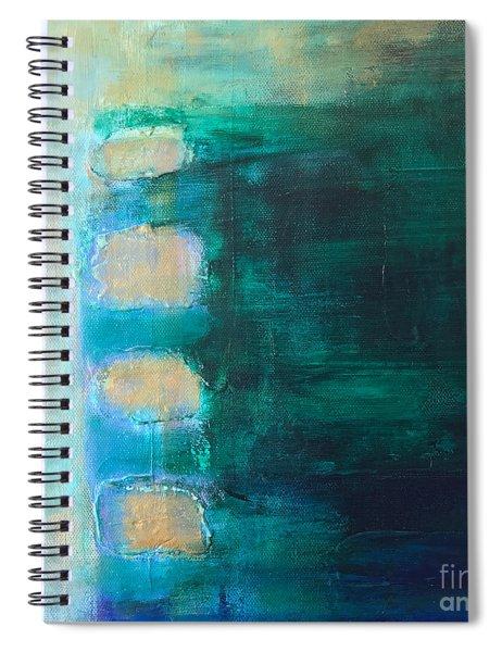 Four Spiral Notebook