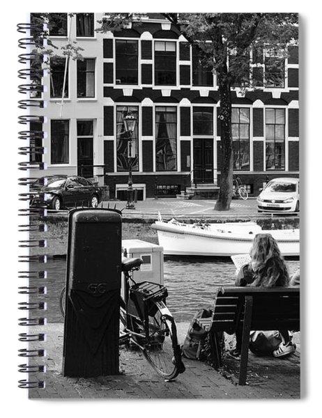 Four Ladies Spiral Notebook