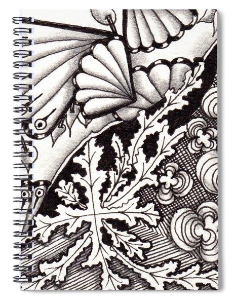 Four Seasons Spiral Notebook