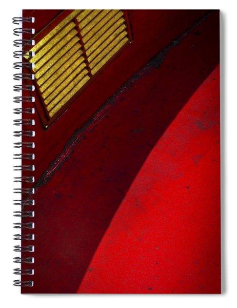 Foxy Spiral Notebook