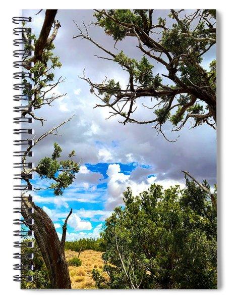 Frame By Juniper Spiral Notebook