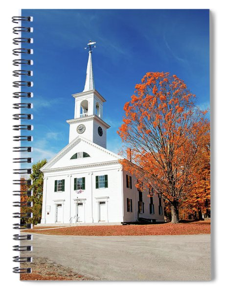 Francestown Meeting Spiral Notebook