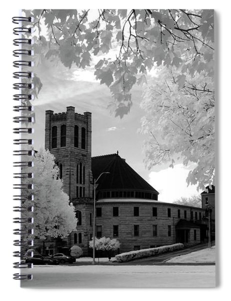Francis Street First United Methodist Church Spiral Notebook