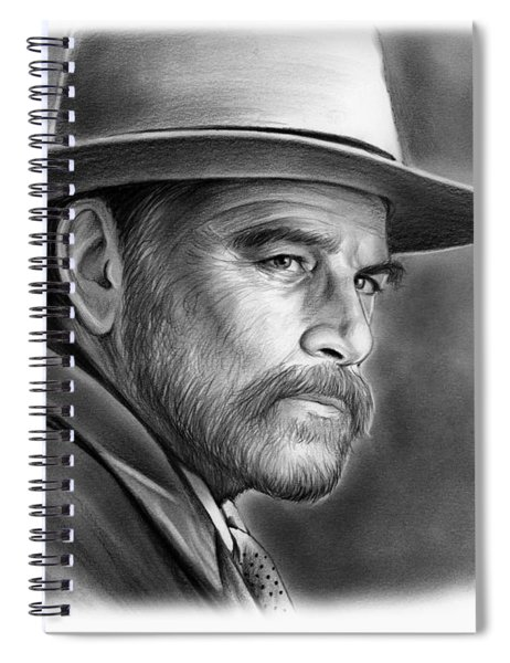 Franco Nero Spiral Notebook