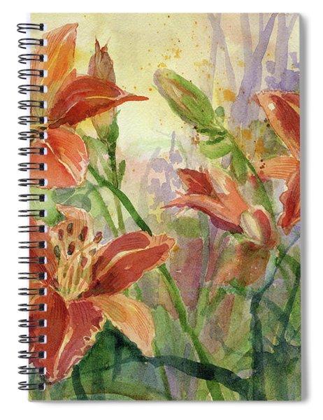 Frans Hals Spiral Notebook