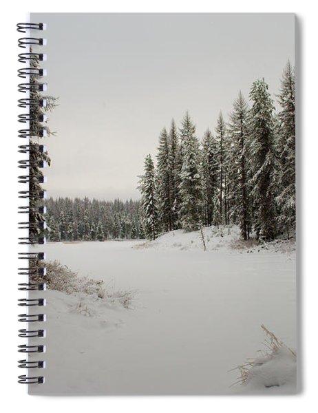 Frater Lake Spiral Notebook