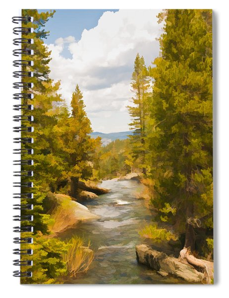 Frazier Creek Spiral Notebook