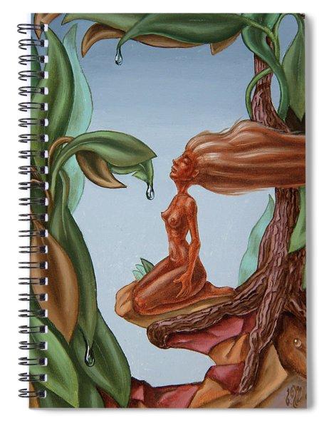 Freddie Spiral Notebook