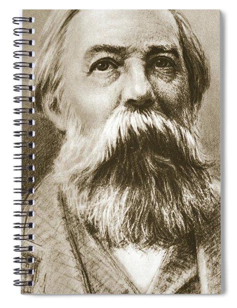 Frederick Engels Spiral Notebook