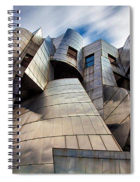 Frederick R Weisman Art Museum Minneapolis Spiral Notebook