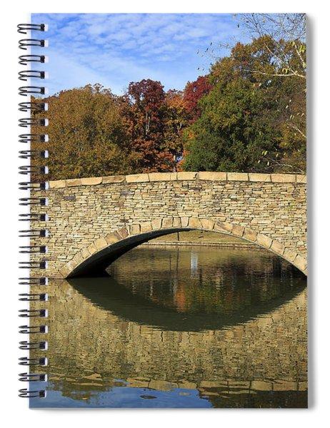 Freedom Park Bridge Spiral Notebook