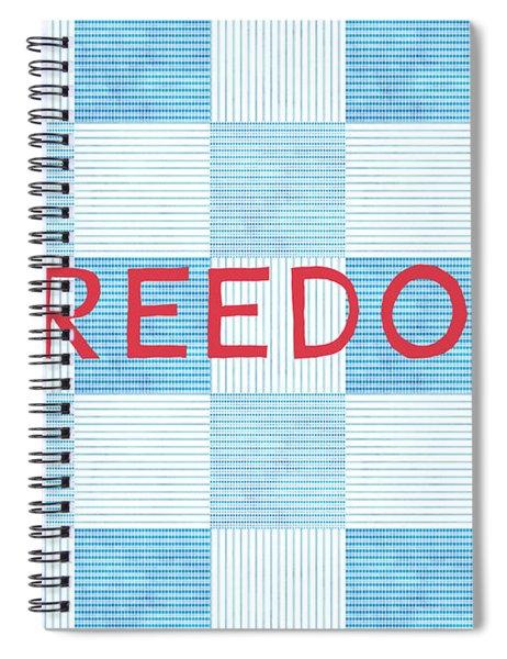 Freedom Patchwork Spiral Notebook