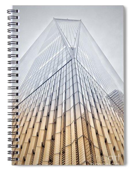 Freedom Tower  Spiral Notebook