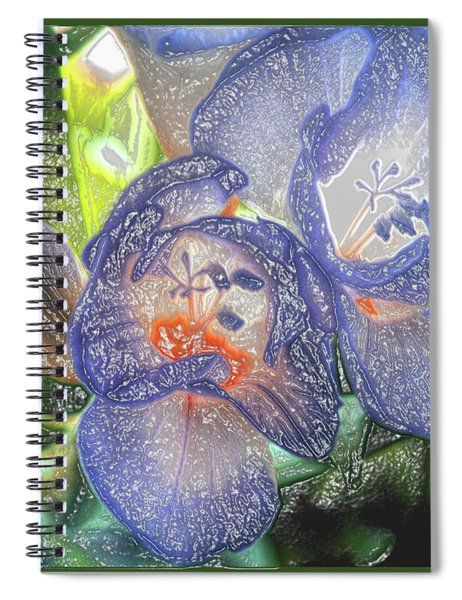 Freesia's In Bloom Spiral Notebook