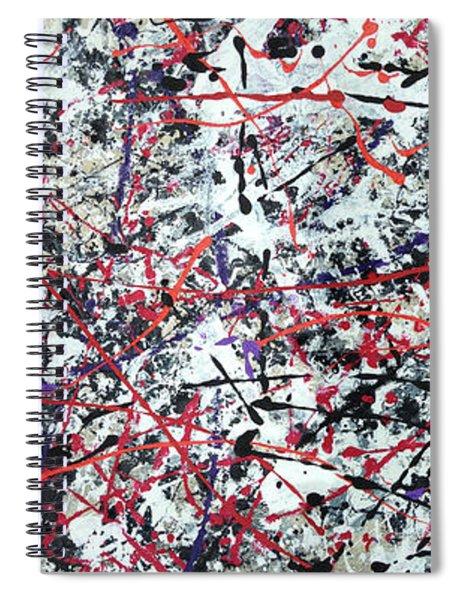 Freewheelin' Spiral Notebook