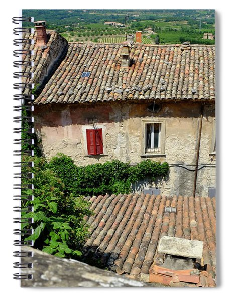 French House Spiral Notebook