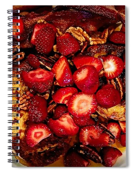 French Toast Anyone? Spiral Notebook