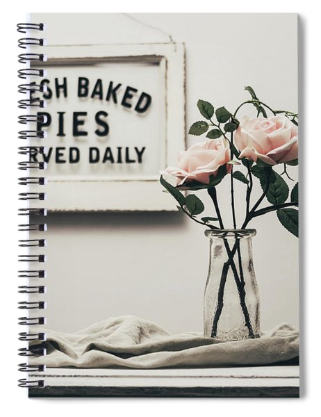Fresh Baked Spiral Notebook