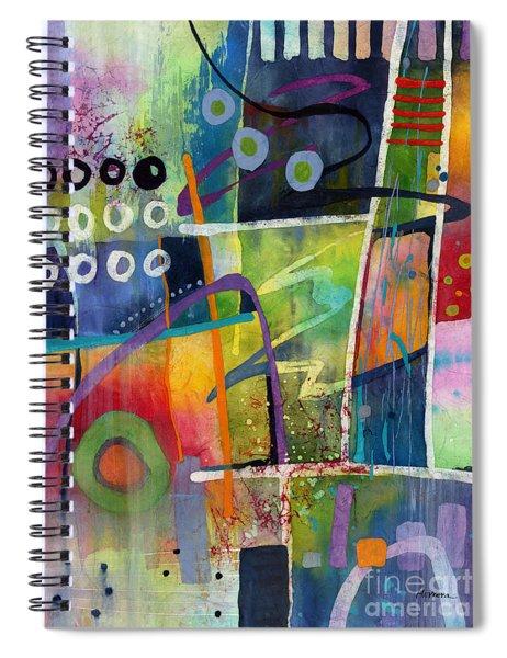 Fresh Jazz Spiral Notebook