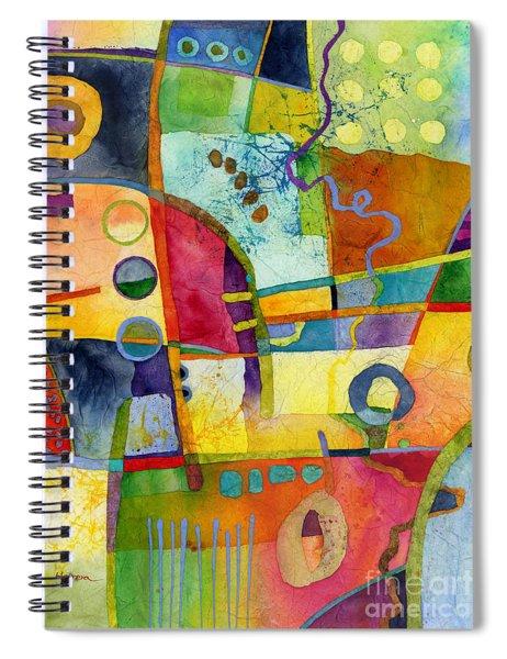 Fresh Paint Spiral Notebook