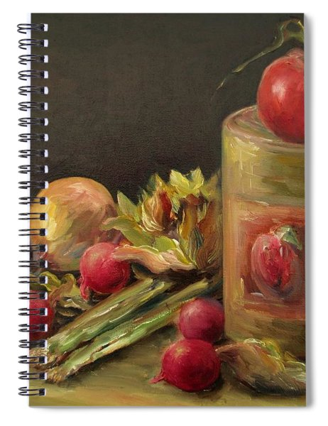 Freshly Picked Spiral Notebook