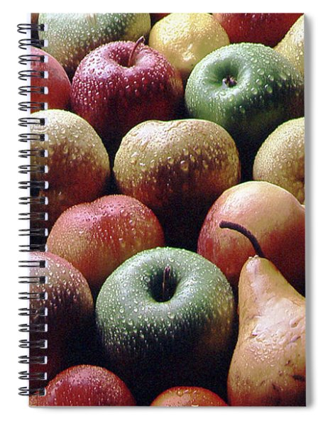 Freshly Picked Spiral Notebook