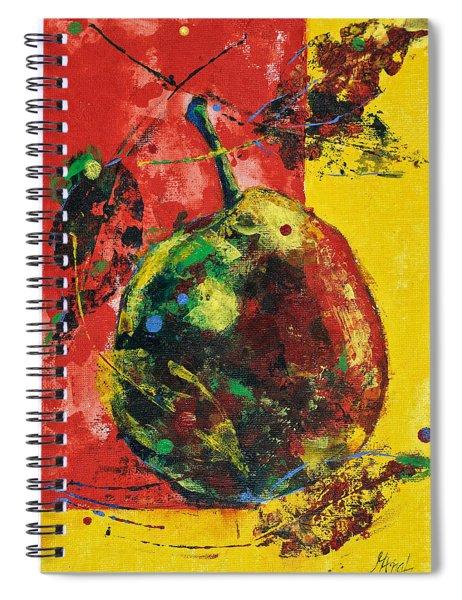 Freshness Spiral Notebook