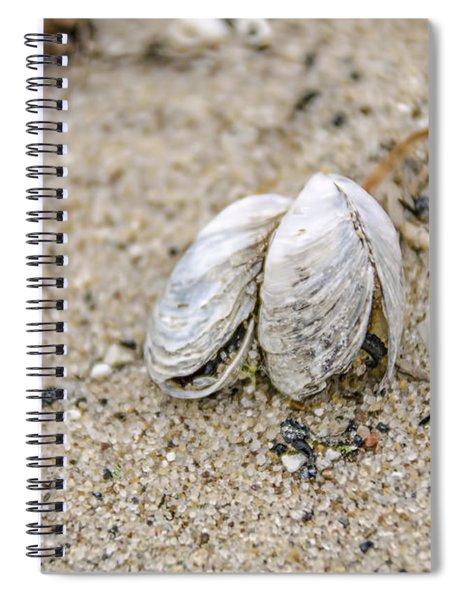 Freshwater Bivalves Spiral Notebook