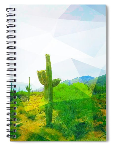 Frida Sonora Spiral Notebook by MB Dallocchio