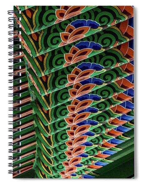 Friendship Bell Spiral Notebook