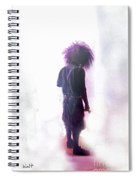 Frightdome Clown Spiral Notebook