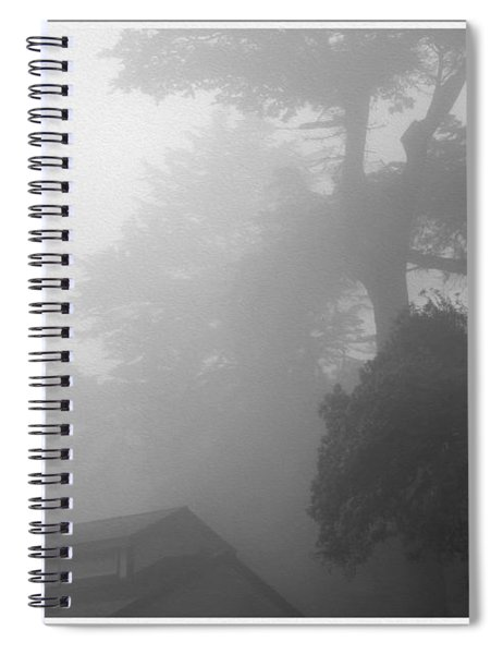 Frisco Fog Spiral Notebook