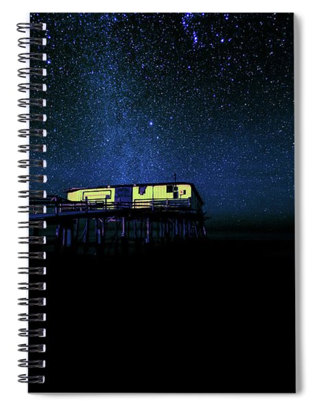 Frisco Pier Spiral Notebook