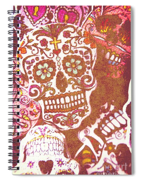 From A Tribal Design Spiral Notebook