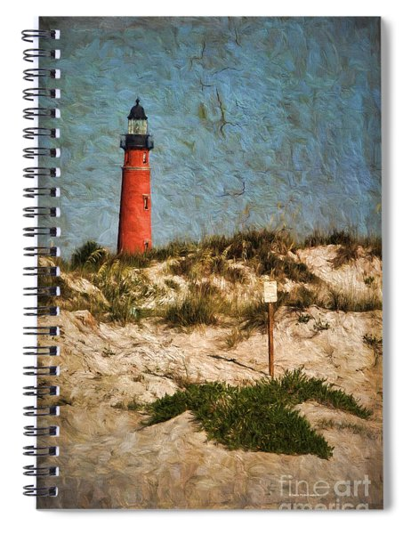 From The Beach Spiral Notebook