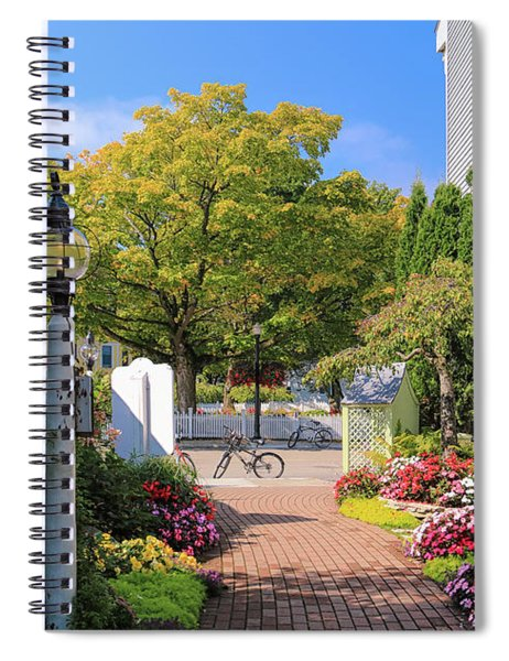 From The Carriage House Spiral Notebook