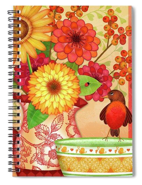 From The Garden Spiral Notebook