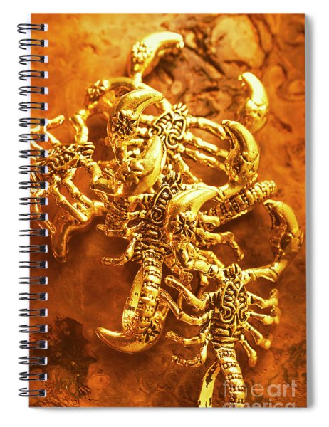 From The Pharaohs Tomb Spiral Notebook