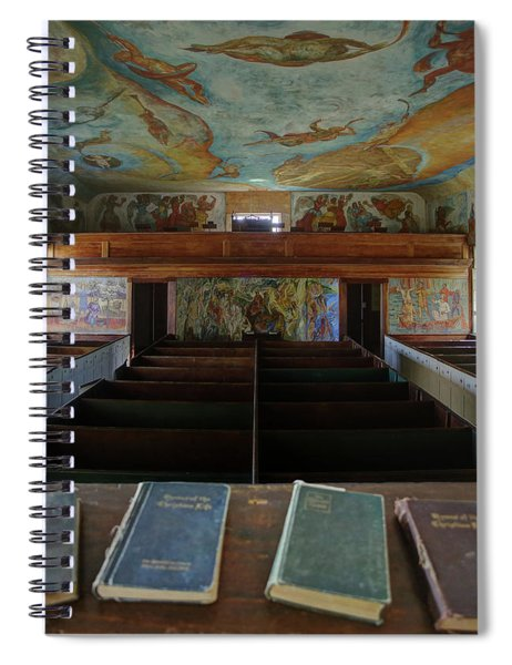 From The Pulpit Spiral Notebook