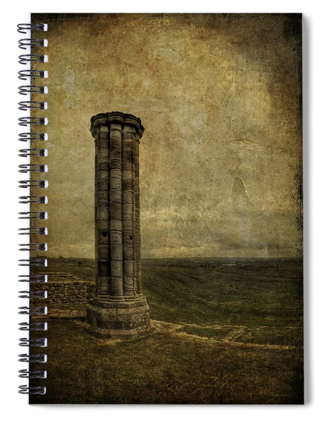 From The Ruins Of A Fallen Empire Spiral Notebook