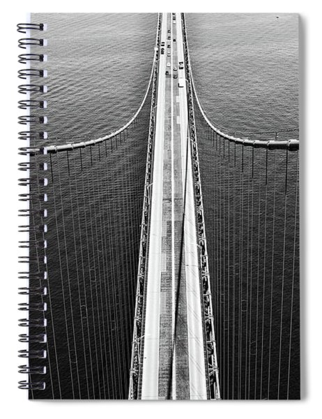 From The Top Spiral Notebook