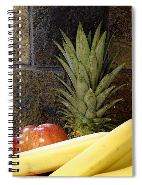 Fruit Pile Spiral Notebook