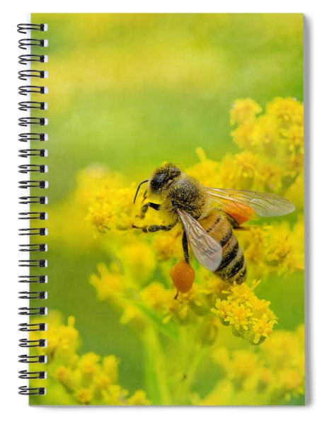 Fully Loaded Spiral Notebook